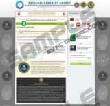 National Security Agency virus